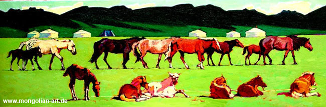 Mongol Aduu