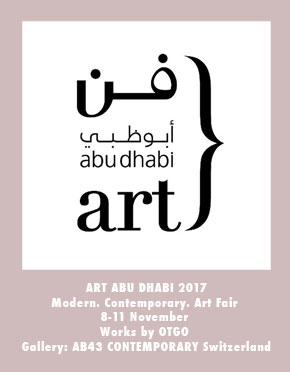 art abu dhabi 2017 Gallery: AB43 CONTEMPORARY Switzerland