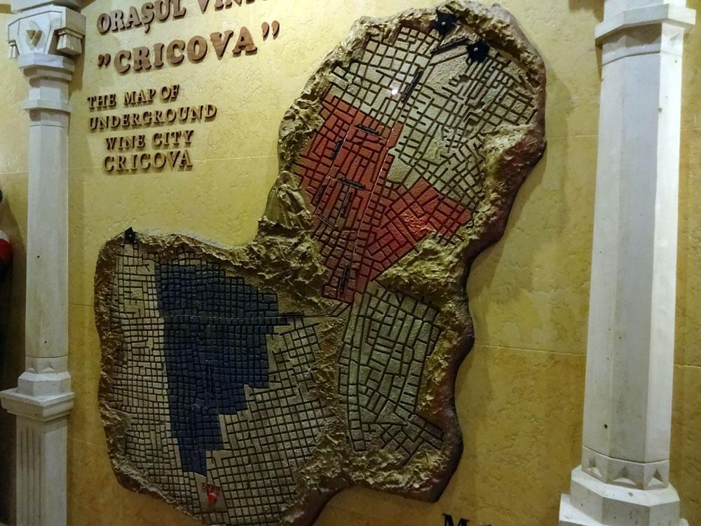 The Wine Cellars Of Cricova